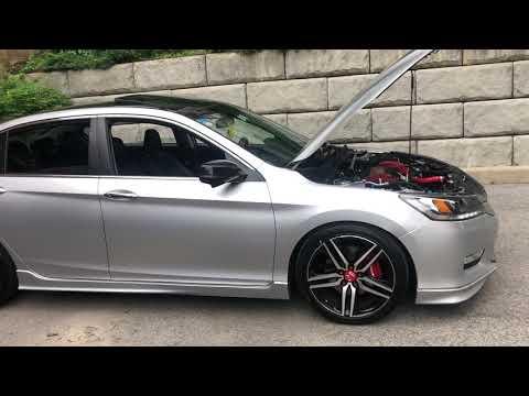 9th Generation 2013 Honda Accord Modifications