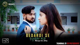 Bedardi Se Pyaar Ka Sahara Na Song | Jubin Nautiyal | Revenge Love Story | GKP CREATIONS