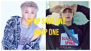 KPOP SAVE ONE DROP ONE: IDOL VS IDOL
