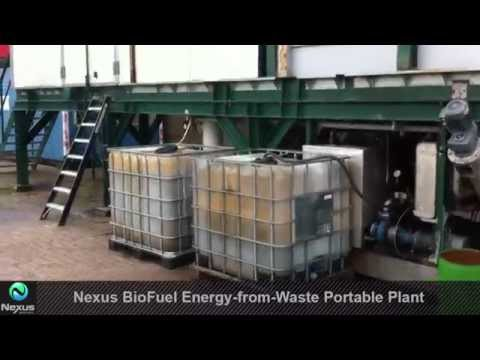 Nexus BioFuel Energy Pilot Plant (Waste-to-Energy)