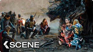 The Avengers Honor Iron Man's Death - AVENGERS 4: Endgame Deleted Scene (2019)