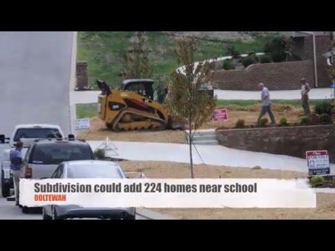 224 homes being built near Ooltewah Elementary School