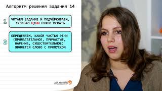 Как готовиться к ЕГЭ по русскому языку. Н-НН