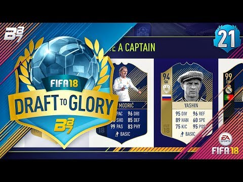 DRAFT TO GLORY! THE WORST PRIME ICON! #21   FIFA 18 ULTIMATE TEAM