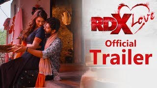 RDX LOVE Official Trailer | Payal Rajput RDX Love Trailer | Friday poster