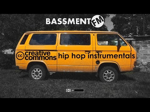 Creative Commons Hip Hop Instrumentals - Bassment FM