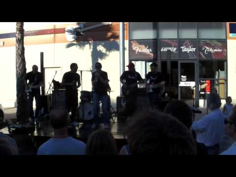 Azema Band Superstition cover Stevie Wonder