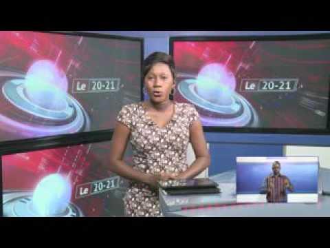 BURKINA INFO TV: JT 20h du 11 août 2016
