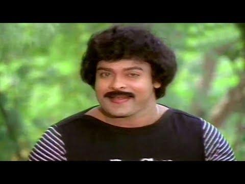 Adavi Donga Movie Song  Challagali  Chiranjeevi, Radha
