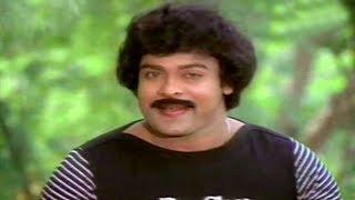 Adavi Donga Movie Song - Challagali - Chiranjeevi, Radha