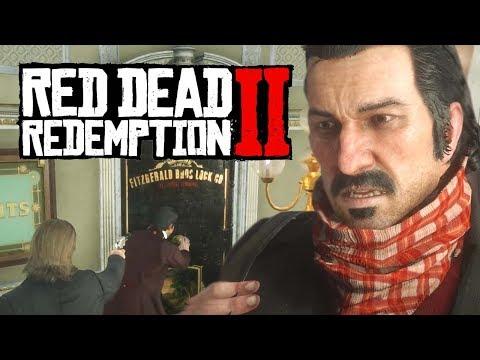 Die große Bank 🎮 RED DEAD REDEMPTION 2 #051