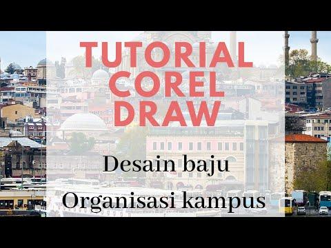Tutorial Desain Baju Pdh Corel Draw Terbaru 2018