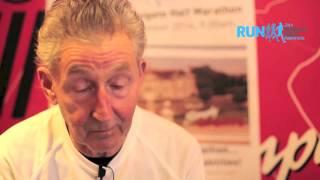Reigate Half Marathon Dr Ron Hill MBE