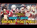 Should You Pull? Winter's Envoy Banner Review, Analysis and Builds - Fire Emblem Heroes