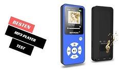 Die Besten MP3 Player Test 2020