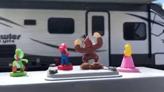 S2 ep1 super Mario 3D world: beach party!
