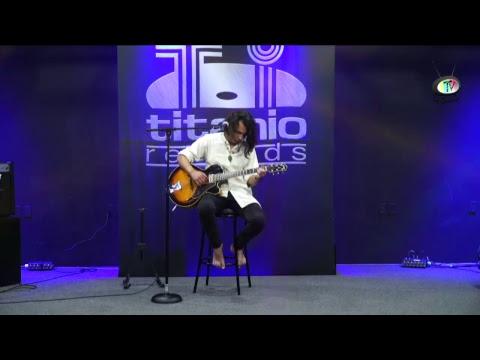 "Por Amor a Mèxico presenta ""Sinuhè García"" interpretando Folk Alternativo en TitanioTV desde CDMX"