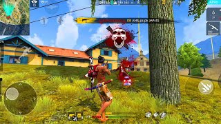 Solo rank booyah tips and tricks|| Rank match game play|| Run gaming