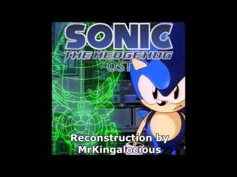 Sonic the Hedgehog OVA OST (Reconstruction) - From the Land of Darkness