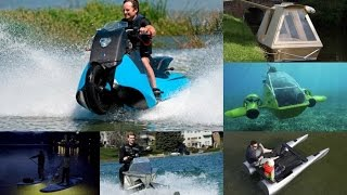 Standout water toys and small watercraft 2015