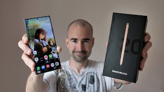 Samsung Galaxy Note 20 Ultra | Unboxing & Full Tour