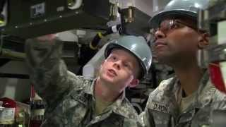 91s stryker systems maintainer recruiting video