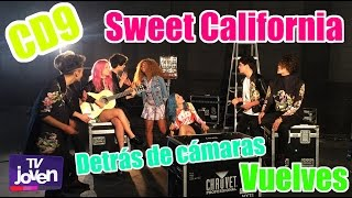 Sweet California ft. CD9 - Vuelves (Detrás de cámaras)