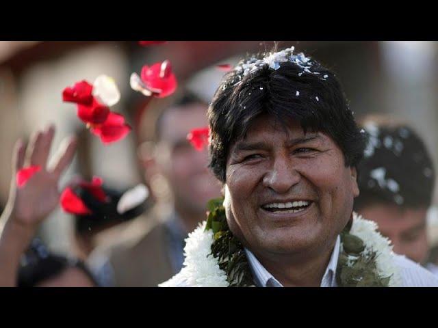 <span class='as_h2'><a href='https://webtv.eklogika.gr/proedrikes-ekloges-sti-volivia' target='_blank' title='Προεδρικές εκλογές στη Βολιβία'>Προεδρικές εκλογές στη Βολιβία</a></span>