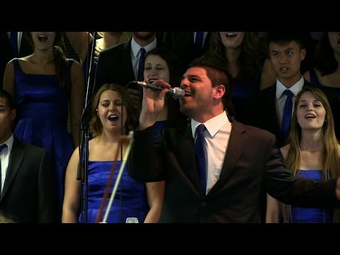 Azusa Pacific University Choir and Orchestra YAH-41