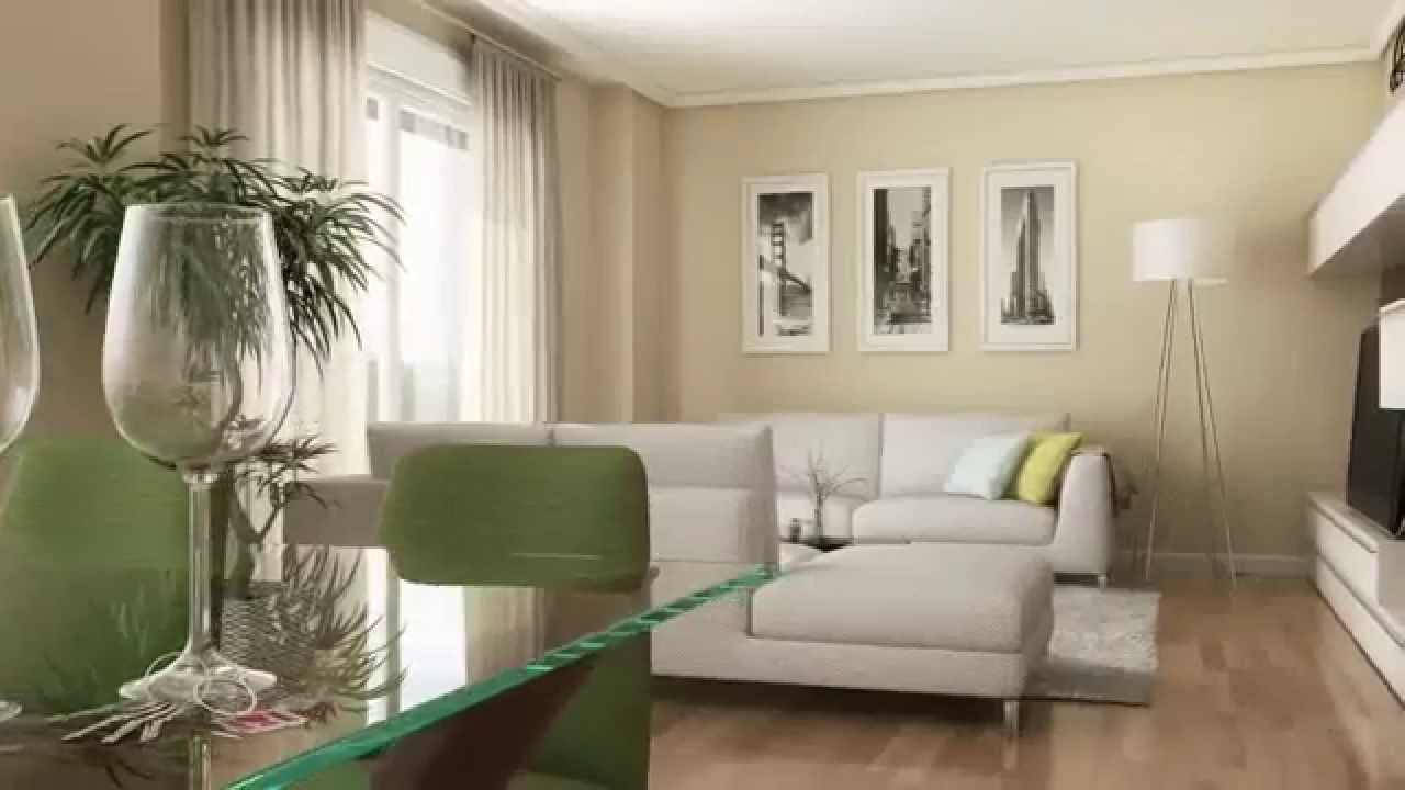 Piso piloto virtual residencial pryconsa aravaca youtube - Pisos pilotos decorados ...