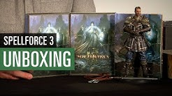 Spellforce 3: Unboxing der Collector's Edition