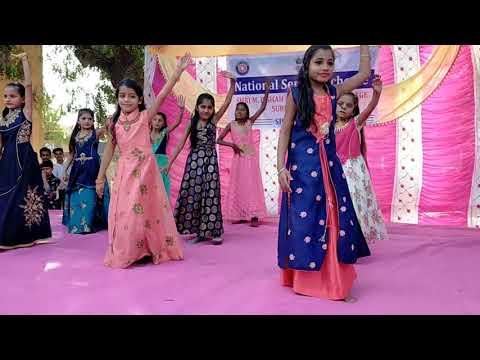 LOVE YOU ZINDAGI (Std 3 Girls) : NSS CAMP - DAY 6