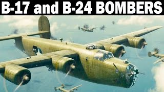 B-17 and B-24 Shuttle Bombing of Germany   1944   World War 2 Documentary on the US Army Air Force