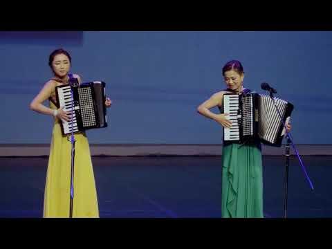 평양예술단 영광예술의전당 공연 아코디언연주