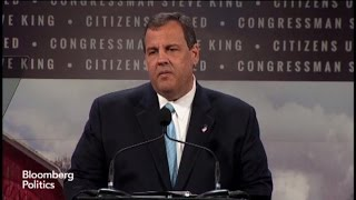 New Jersey Governor Chris Christie: Politicians are the Servants, Not Masters