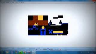 Como Colocar Skin No Minecraft 1.7.10 (Sem O Bug) 2015