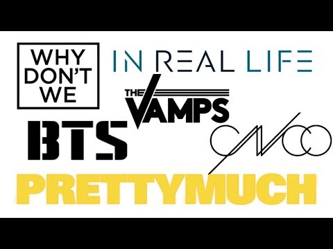 Best Boy Band Battle (BTS, PRETTYMUCH, In Real Life, CNCO, Why Don't We, The Vamps)