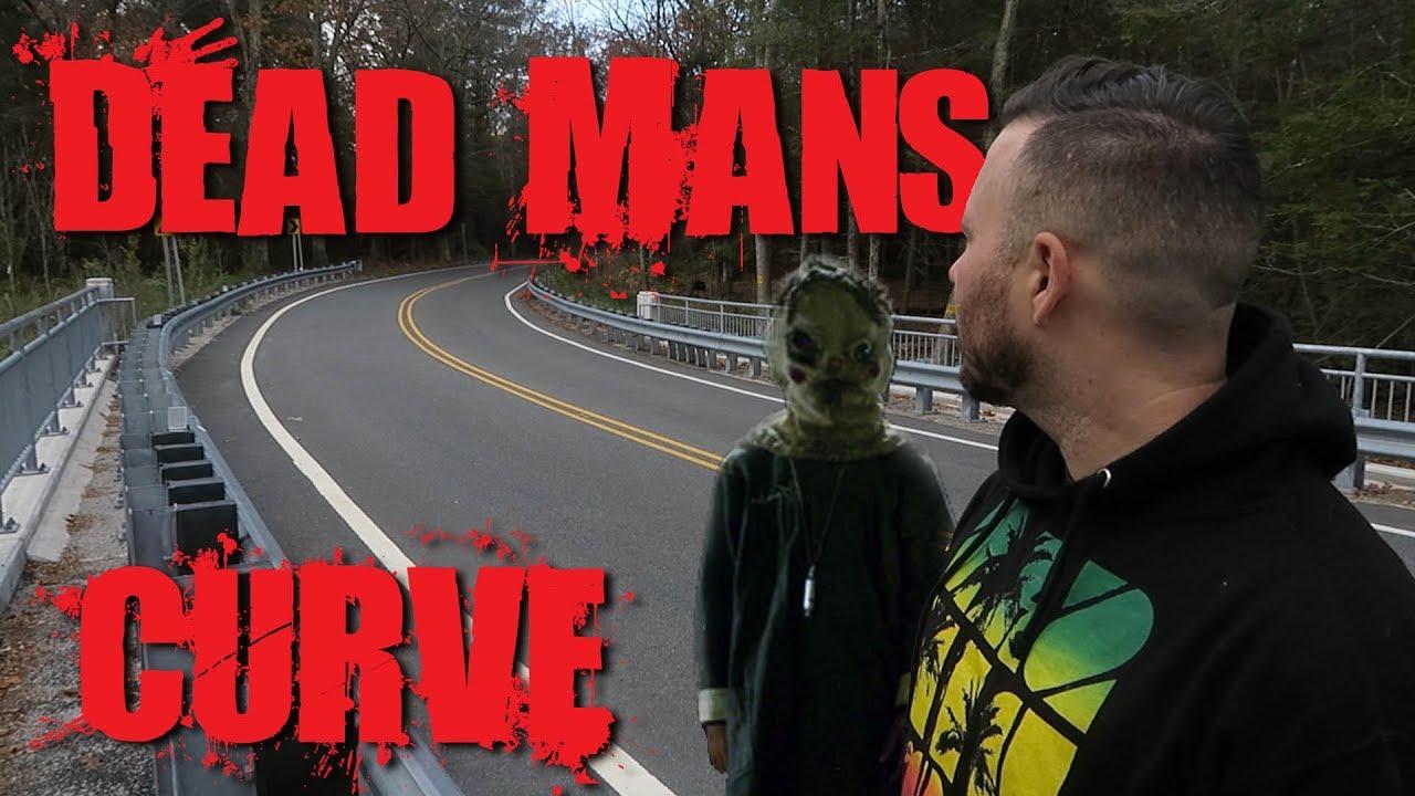 Haunted DEAD Man's Curve Bridge on Clinton Road   OmarGoshTV
