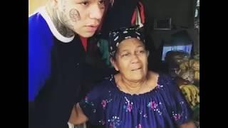 6ix9ine dona dinero a los pobres en Republica Dominicana