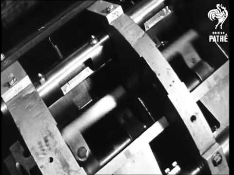 Magnetmotor UfA Wochenschau