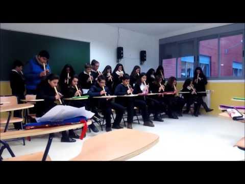 Proyecto YouTube Alli 1º ESO Música CDSC