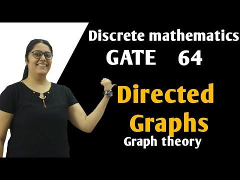 Directed Graphs in Discrete Mathematics | Directed Graph in hindi | directed graph in graph theory