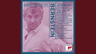 """Symphony No. 1 """"Jeremiah"""": II. Profanation"""