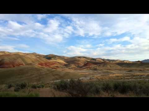 Painted Hills @ Oregon ~ 4th July Trip 2014