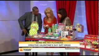 Gumdrop Cookie Shop - Today Show Valentine's Day 2010