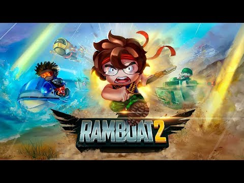 Ramboat 2 - The Metal Soldier Shooting Game Gameplay Trailer and Game Preview