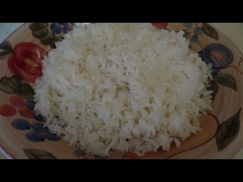 How to cook the best white rice