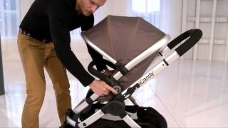 iCandy peach jogger instruction video