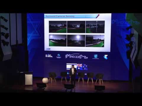 The Bridge Summit 2016: Artificial Intelligence for Self Driving Cars