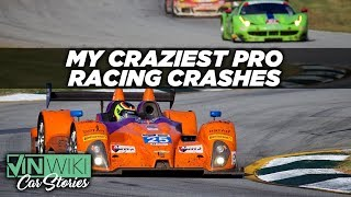 What happens when you experience 98 G's in a crash?